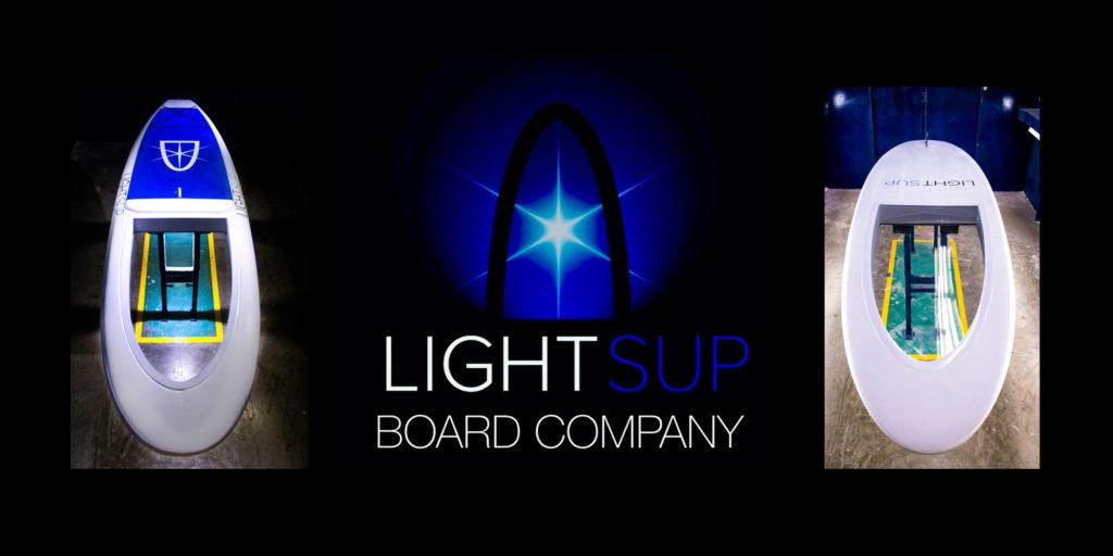 LightSUP DayLight Paddle Board