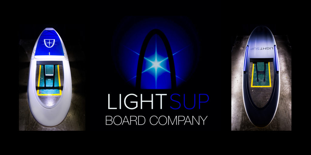 LightSUP NocquaLight Paddle Board