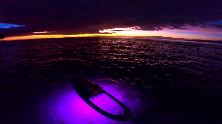 LightSUP Boards NocquaLight Twilight